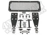 Zestaw akc. maski, czarny, 76-95 Jeep CJ/Wrangler YJ/TJ