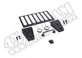 Zestaw akc. maski, czarna tekstura, 07-12 Jeep Wrangler JK