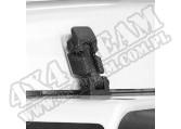 Zestaw klamer maski z mocowaniami 97-06 Jeep Wrangler