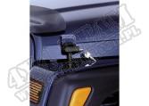Zestaw klamer maski z zamkiem, 97-06 Jeep Wrangler