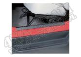 Osłony progów, zestaw, czarne, 97-06 Jeep Wrangler TJ