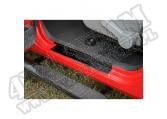 Osłony progów, zestaw, czarne, 07-15 Jeep Wrangler JK