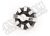 Aluminiowy korek Elite, szczotkowane aluminium; 07-18 Jeep Wrangler JK