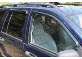 Owiewki okien bocznych 99-04 Jeep Grand Cherokee WJ