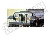 Zderzak przedni Rock Crawler 76-06 Jeep CJ/Wrangler