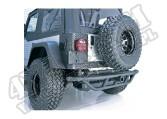 Zderzak rurowy z zaczepem 2 cale, 87-06 Jeep Wrangler