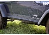 Osłony progów 97-06 Jeep Wrangler TJ