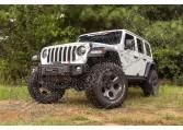 Krótki zderzak Spartacus, czarny, Black; 18-18 Jeep Wrangler JL/JLU