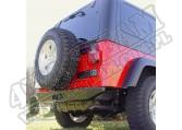 Zderzak tylny Rock Crawler 97-06 Jeep Wrangler