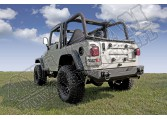 Zderzak tylny XHD 76-06 Jeep CJ/Wrangler