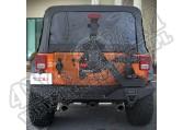 Mocowanie koła zapasowego (uchylne) 07-15 Jeep Wrangler (JK)
