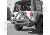 Mocowanie koła zapasowego tylny zderzak XHD 76-06 Jeep CJ/Wrangler