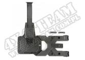 Zestaw mocowania koła zapasowego HD; 07-15 Jeep Wrangler JK