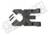 Mocowanie koła zapasowego HD, zawias; 07-15 Jeep Wrangler JK