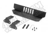 Schodek na tylny zderzak aluminium 07-15 Jeep Wrangler JK