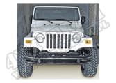 Zderzak rurowy bez poprzeczki 76-06 Jeep CJ/Wrangler