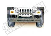 Zderzak rurowy przedni, tytanowy, 07-15 Jeep CJ/Wrangler
