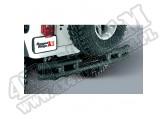 Zderzak rurowy tylny z gniazdem haka 87-06 Jeep Wrangler