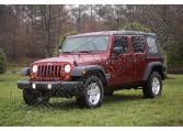 Zestaw nakładek błotników 07-15 Jeep Wrangler JK bez el.mocujących