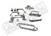 Jeep Wrangler JK/JKU, Pakiet XHD z odbojem