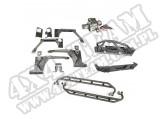 Jeep Wrangler JK/JKU, Pakiet XHD z odbojem X