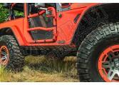 Osłona rantu nadwozia, Body Armor; 18-19 Jeep Wrangler JL 2-drzwiowy