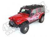 Bagażnik dachowy 07-15 Jeep Wrangler Unlimited JK