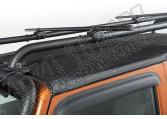 """Poprzeczki bagażnika Sherpa Roof Rack, okrągłe, długość 56.5"""" (143,5cm); 07-15 Jeep Wrangler JK"""