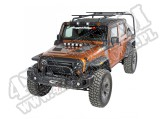 Bagażnik Sherpa Roof Rack Kit; 07-15 Jeep Wrangler Unlimited JK, 4-drzwiowy