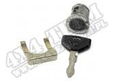 Bębenek zamka drzwi tylnych 91-94 Jeep Wrangler YJ