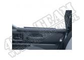 Podłokietniki półdrzwi, czarne, 87-06 Jeep Wrangler