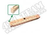 Drewniane wypełnienie przedniego zderzaka 41-45 Willys MB