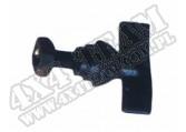 Śruba regulacji uchylenia szyby 46-49 Willys CJ2A