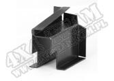 Mocowanie stelażu dachu, prawy przód, 46-53 Willys CJ2A/CJ3A