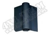 Mocowanie stelażu dachu, lewy tył, 46-53 Willys CJ2A/CJ3A