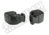 Przedłużenie tylnego zderzaka, lewe, 97-06 Jeep Wrangler