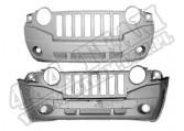Zderzak przedni (poszycie) 07-10 Jeep Compass MK