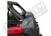 Pokrowiec na miękki dach, black diamond, 07-15 Jeep Wrangler JK 4 drzw