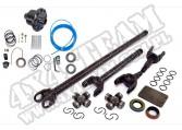 Axle Shaft Kit, Front, ARB Air Locker; 84-95 XJ/YJ, for Dana Grande 30