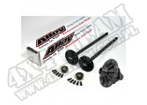 Axle Shaft Kit and Detroit Locker; 90-02 Jeep Models, Grande 35 Rear