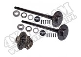 Axle Shaft Kit and Detroit Locker; 97-06 Wrangler, Grande 44 Rear