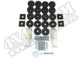 Zestaw montażowy nadwozia 41-75 Willys/Jeep