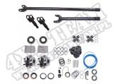 Axle Shaft Conversion Kit, Front, ARB; 84-95 XJ/YJ, for Dana Grande 30