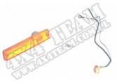 Obrysówka pomarańczowa 72-86 Jeep CJ