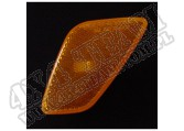 Szkło obrysówki pomarańczowe 97-06 Jeep Wrangler TJ
