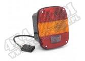 Tylna lampa, export, 97-06 Jeep Wrangler TJ
