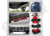 Zestaw uchwytów akcesorii 76-06 Jeep CJ/Wrangler