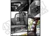 Zestaw uchwytów akcesorii 07-10 Jeep Wrangler JK