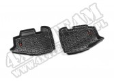 Dywanik Tył, czarny, 97-06 Jeep Wrangler/Unlimited (TJ/LJ)