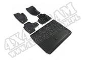 Zestaw dywaników, czarny, 08-13 Jeep Liberty (KK)